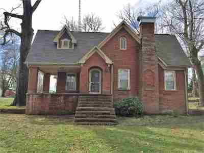Forest City NC Single Family Home Cont W/Due Diligence: $99,900