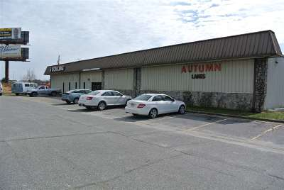 Rutherford County Commercial For Sale: 1766 College Avenue