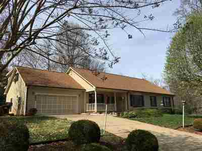 Rutherfordton NC Single Family Home For Sale: $229,000