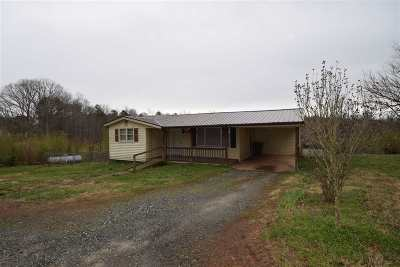 Rutherfordton NC Single Family Home Cont W/Due Diligence: $59,900