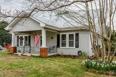 Rutherfordton NC Single Family Home For Sale: $169,000