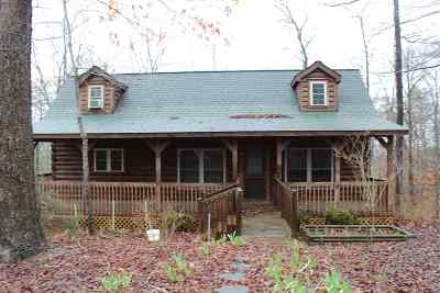Rutherfordton NC Single Family Home For Sale: $150,000
