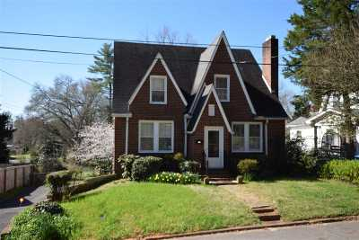 Rutherfordton NC Single Family Home For Sale: $177,500
