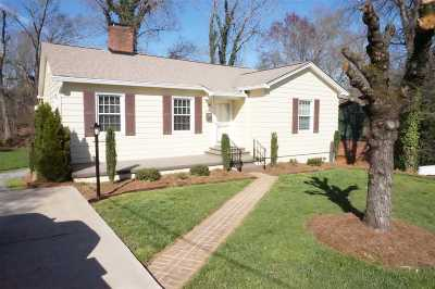 Forest City Single Family Home Cont W/Due Diligence: 445 Arlington St.