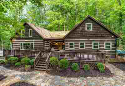 Union Mills Single Family Home For Sale: 934 Mountain Forest Drive