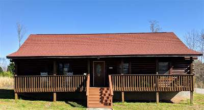 Rutherfordton NC Single Family Home For Sale: $189,000