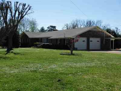Forest City NC Single Family Home For Sale: $184,500