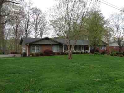 Forest City NC Single Family Home Contingent Upon Financing: $269,900