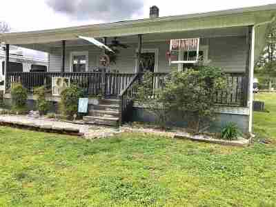 Mooresboro NC Single Family Home Cont W/Due Diligence: $115,000