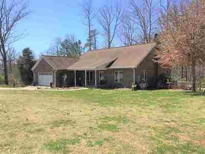 Rutherfordton NC Single Family Home For Sale: $299,900