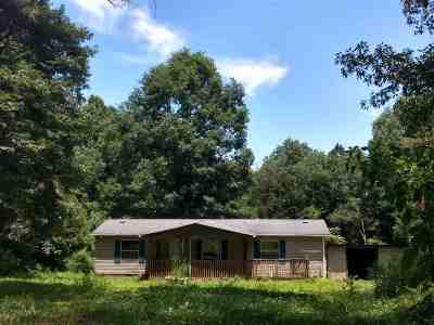 Ellenboro Single Family Home For Sale: 5382 Brooks Chapel Rd