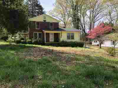 Forest City NC Single Family Home For Sale: $40,000