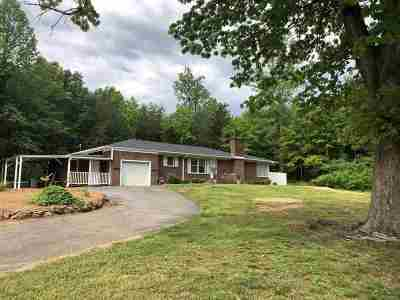 Forest City Single Family Home For Sale: 102 Griffin Road