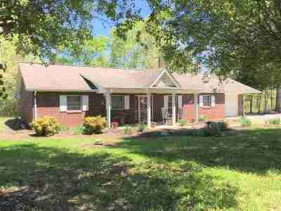 Ellenboro Single Family Home For Sale: 224 Asheland Drive