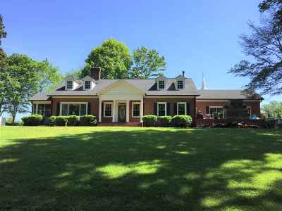 Rutherfordton Single Family Home For Sale: 238 Chimney Rock Road