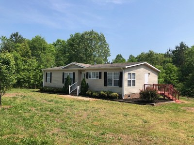 Mooresboro NC Single Family Home Sale Pending: $99,900