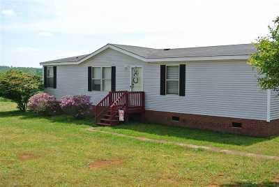 Ellenboro Single Family Home Cont W/Due Diligence: 1065 Hollis Road