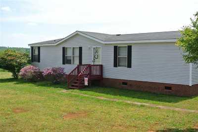 Ellenboro Single Family Home For Sale: 1065 Hollis Road