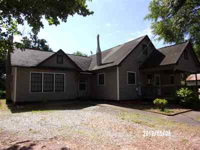 Rutherfordton Single Family Home For Sale: 145 Horseshoe Dr.