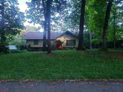 Rutherfordton, Bostic, Ellenboro, Forest City Single Family Home For Sale: 200 Woodland Circle