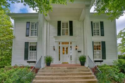 Rutherfordton Single Family Home For Sale: 329 N Main Street