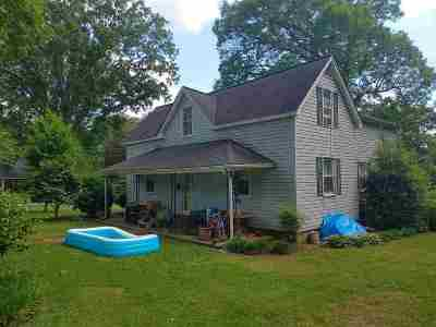 Rutherfordton Single Family Home For Sale: 170 Edwards St.