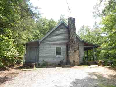 Rutherford County Single Family Home For Sale: 5460 Us 64/74a