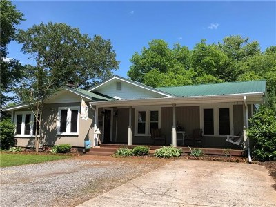 Rutherfordton, Bostic, Ellenboro, Forest City Single Family Home For Sale: 226 W Mountain St.