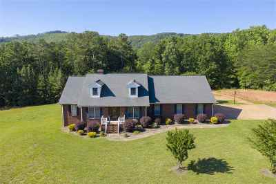 Rutherfordton, Bostic, Ellenboro, Forest City Single Family Home For Sale: 1589 Salem Church Road