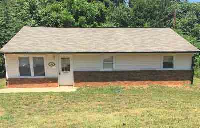 Rutherford County Single Family Home For Sale: 142 Winchester Drive