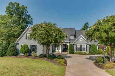 Rutherfordton, Bostic, Ellenboro, Forest City Single Family Home For Sale: 184 Olde Cobblestone Drive