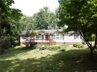 Rutherfordton Single Family Home Cont W/Due Diligence: 1864 Coopers Gap Rd.