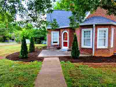 Spindale NC Single Family Home For Sale: $165,000