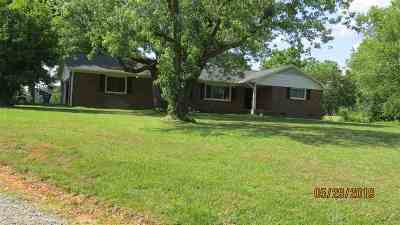Rutherfordton, Bostic, Ellenboro, Forest City Single Family Home For Sale: 162 Piney Knob Road