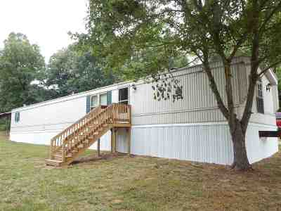 Ellenboro Single Family Home Cont W/Due Diligence: 313 Bedford Creek Road