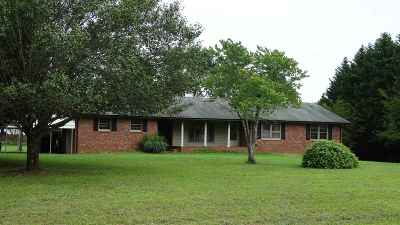 Rutherford County Single Family Home For Sale: 152 Morningstar Lake