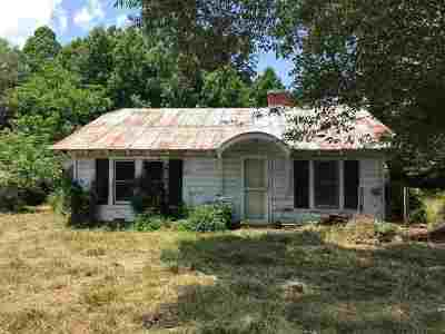 Rutherford County Single Family Home For Sale: 945 Crowe Dairy Road