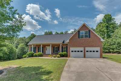 Rutherfordton NC Single Family Home Cont W/Due Diligence: $274,500