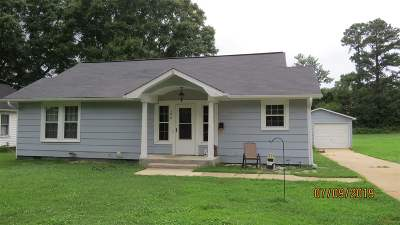 Spindale NC Single Family Home Contingent On House Sale: $110,000