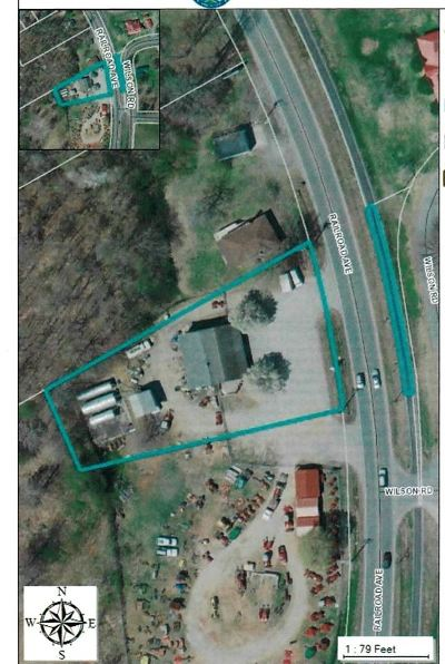 Rutherford County Commercial For Sale: 509 Railroad Ave