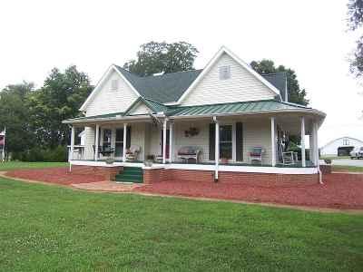 Ellenboro Single Family Home For Sale: 1159 Ellenboro Henrietta Road