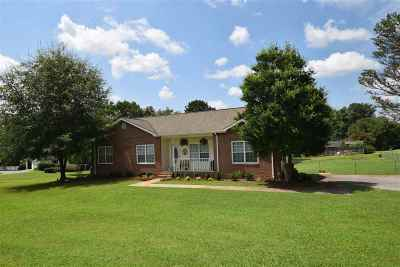 Forest City Single Family Home For Sale: 160 Carlton Drive
