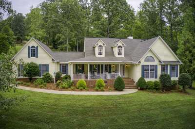 Rutherfordton Single Family Home For Sale: 144 Willow Lakes Dr.