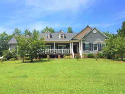 Rutherfordton NC Single Family Home For Sale: $279,900