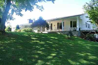 Rutherfordton NC Single Family Home For Sale: $625,000