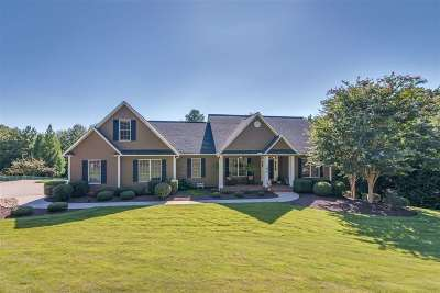Rutherfordton Single Family Home Cont W/Due Diligence: 200 Quail Hill Drive