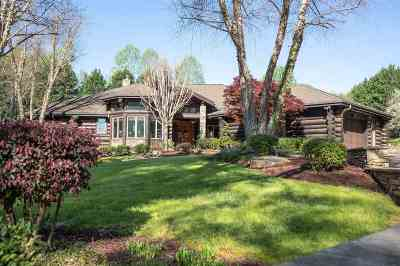 Rutherfordton NC Single Family Home For Sale: $1,500,000