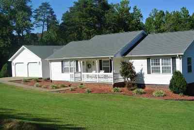 Ellenboro NC Single Family Home Cont W/Due Diligence: $275,000