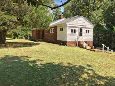 Bostic NC Single Family Home For Sale: $160,000