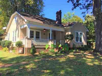 Rutherfordton NC Single Family Home For Sale: $169,900
